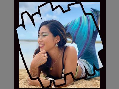 Mermaid Performer KAEDE