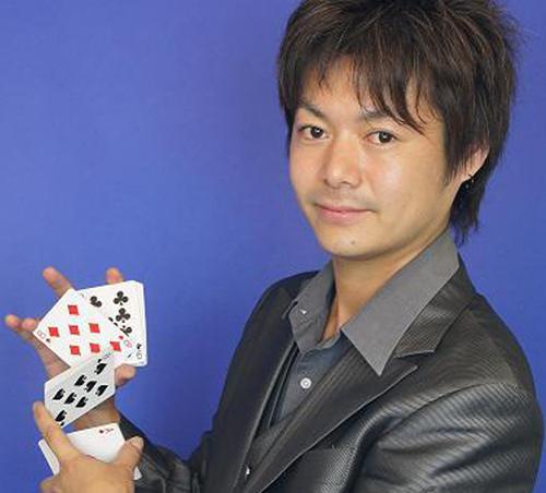 MAGICIAN KATSUNORI(マジシャン カツノリ)