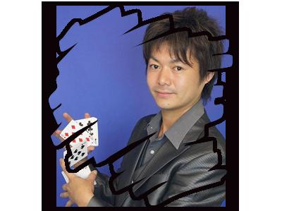 パフォーマーマジシャン KATSUNORI